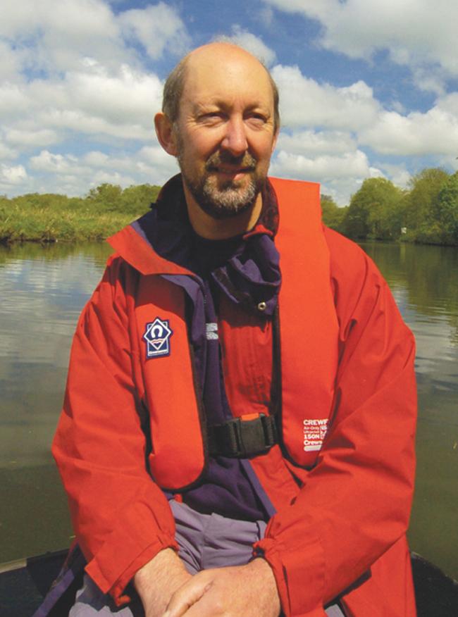 Chief Executive - John Packman