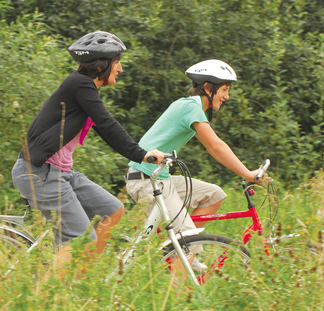 Cycling in the Broads