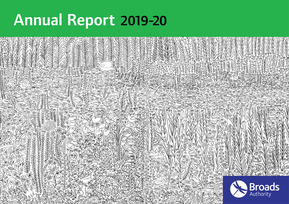 Annual report 2016/2017 cover