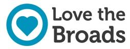 Love the Broads logo