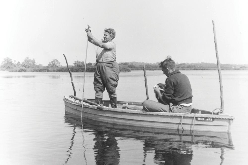 Joyce Lambert c 1952
