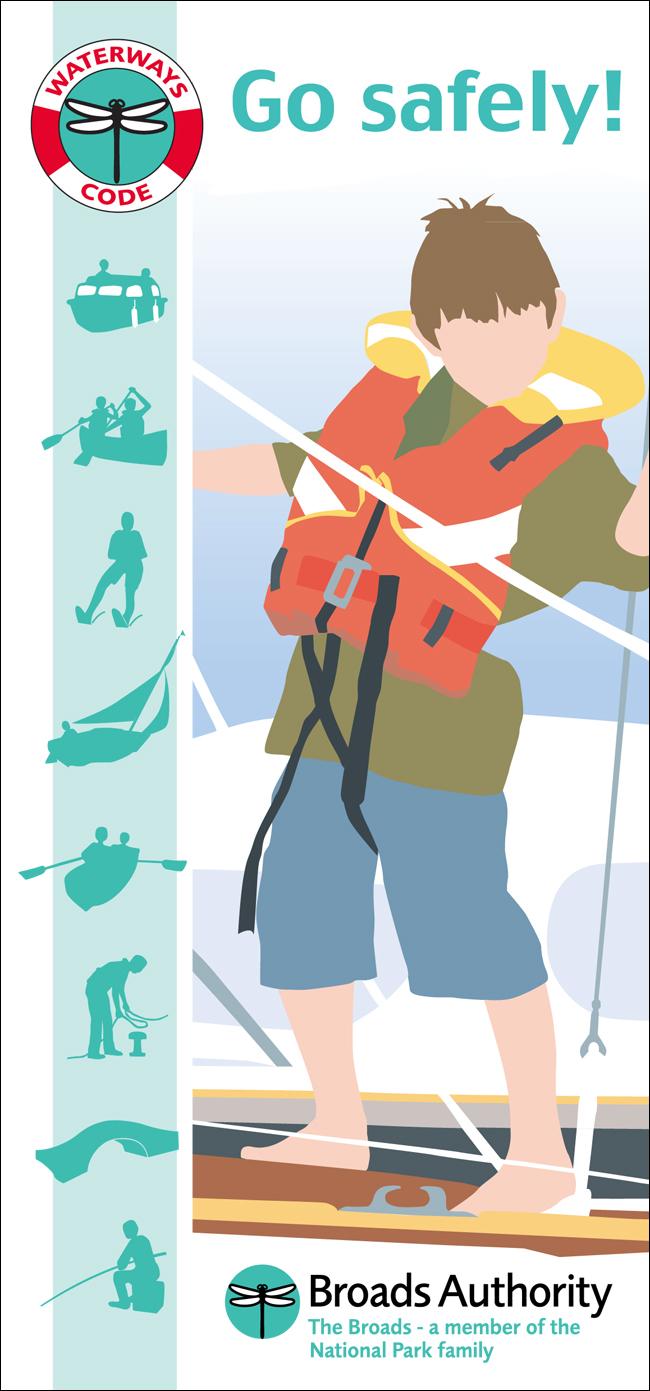 Waterway Code leaflet cover