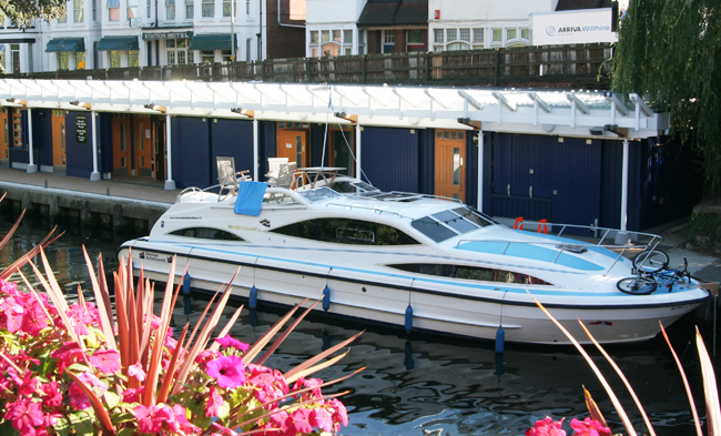 Norwich Yacht Station