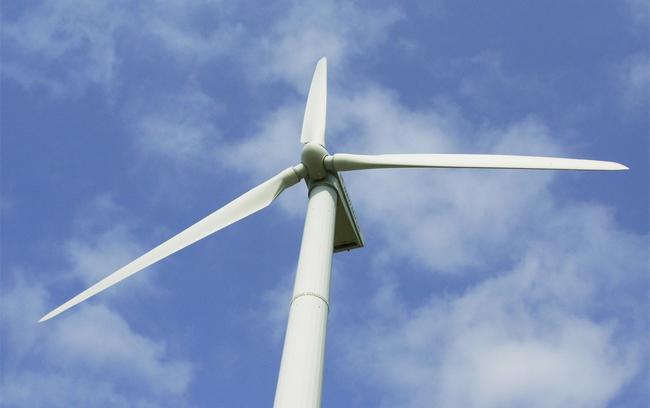 Wind turbine by 'aidaneus'