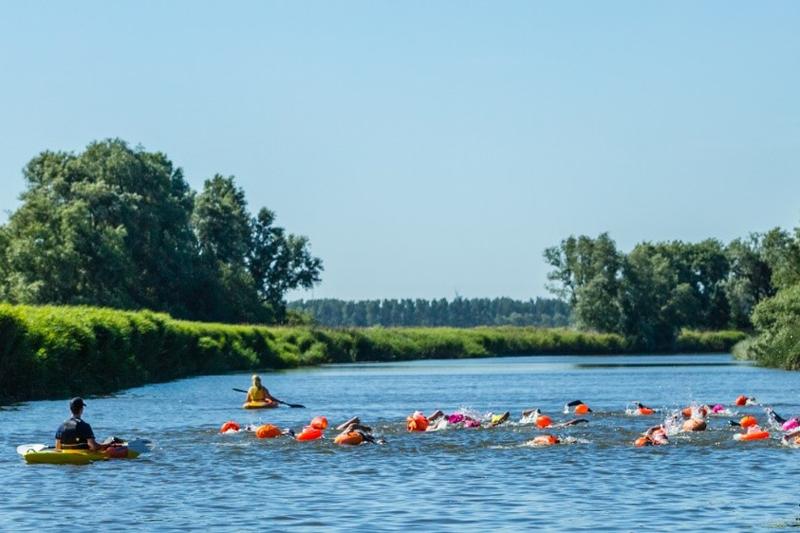 Waveney river swim