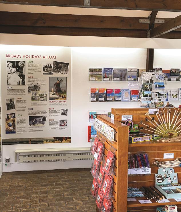 ranworth information centre